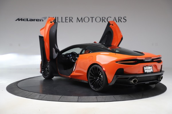 New 2020 McLaren GT Coupe for sale $246,975 at Alfa Romeo of Greenwich in Greenwich CT 06830 12