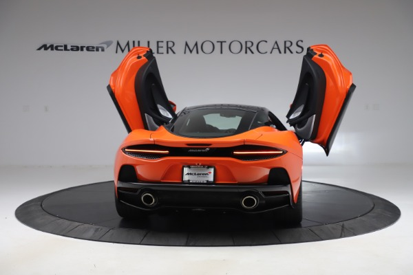 New 2020 McLaren GT Coupe for sale $246,975 at Alfa Romeo of Greenwich in Greenwich CT 06830 13