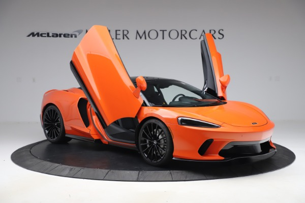 New 2020 McLaren GT Luxe for sale $246,975 at Alfa Romeo of Greenwich in Greenwich CT 06830 16