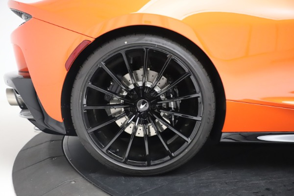 New 2020 McLaren GT Coupe for sale $246,975 at Alfa Romeo of Greenwich in Greenwich CT 06830 17