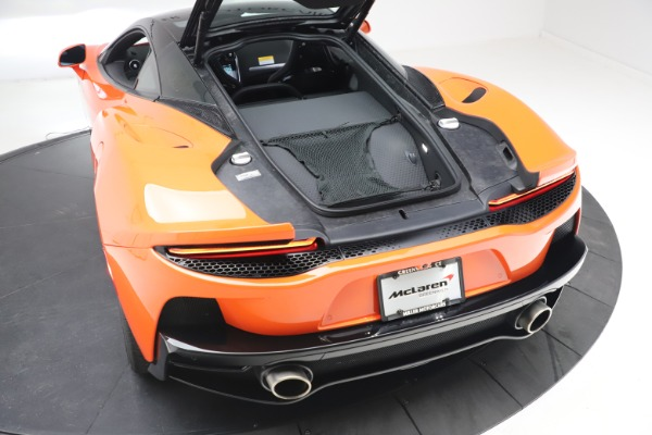 New 2020 McLaren GT Coupe for sale $246,975 at Alfa Romeo of Greenwich in Greenwich CT 06830 18