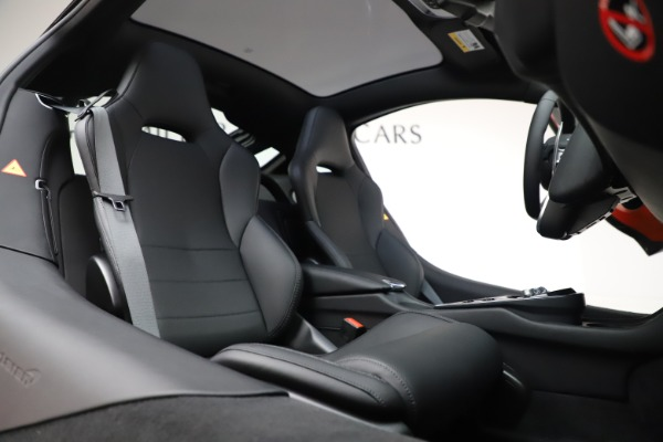 New 2020 McLaren GT Coupe for sale $246,975 at Alfa Romeo of Greenwich in Greenwich CT 06830 19