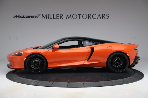 New 2020 McLaren GT Coupe for sale $246,975 at Alfa Romeo of Greenwich in Greenwich CT 06830 2