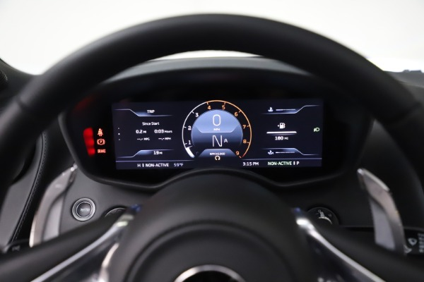 New 2020 McLaren GT Coupe for sale $246,975 at Alfa Romeo of Greenwich in Greenwich CT 06830 26