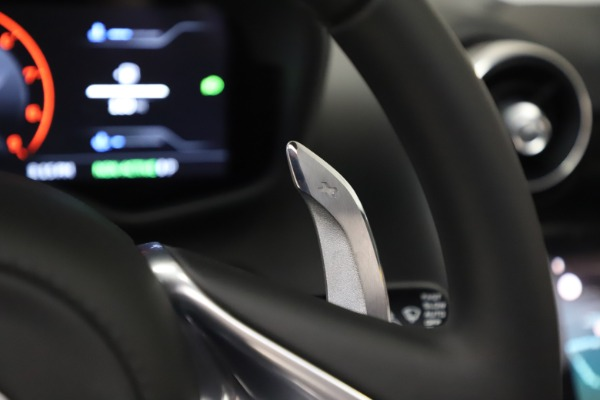 New 2020 McLaren GT Coupe for sale $246,975 at Alfa Romeo of Greenwich in Greenwich CT 06830 27