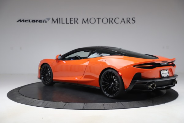 New 2020 McLaren GT Coupe for sale $246,975 at Alfa Romeo of Greenwich in Greenwich CT 06830 3