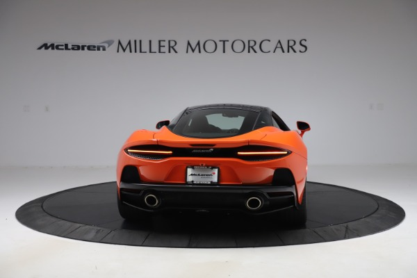New 2020 McLaren GT Coupe for sale $246,975 at Alfa Romeo of Greenwich in Greenwich CT 06830 4