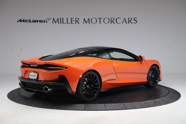 New 2020 McLaren GT Coupe for sale $246,975 at Alfa Romeo of Greenwich in Greenwich CT 06830 5