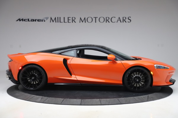New 2020 McLaren GT Coupe for sale $246,975 at Alfa Romeo of Greenwich in Greenwich CT 06830 6
