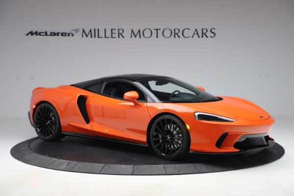New 2020 McLaren GT Coupe for sale $246,975 at Alfa Romeo of Greenwich in Greenwich CT 06830 7