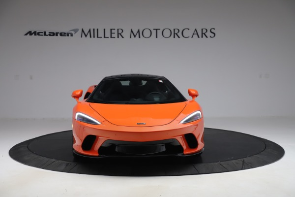 New 2020 McLaren GT Luxe for sale $246,975 at Alfa Romeo of Greenwich in Greenwich CT 06830 8