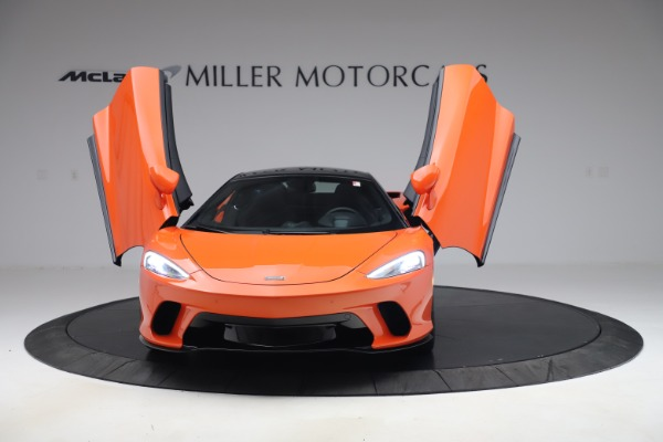 New 2020 McLaren GT Coupe for sale $246,975 at Alfa Romeo of Greenwich in Greenwich CT 06830 9