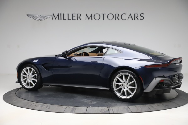 New 2020 Aston Martin Vantage Coupe for sale $174,731 at Alfa Romeo of Greenwich in Greenwich CT 06830 10