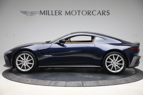 New 2020 Aston Martin Vantage Coupe for sale $174,731 at Alfa Romeo of Greenwich in Greenwich CT 06830 11