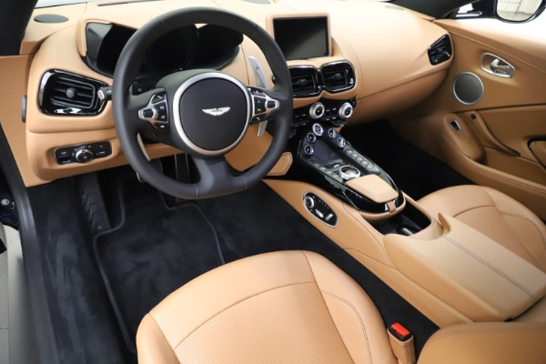 New 2020 Aston Martin Vantage Coupe for sale $174,731 at Alfa Romeo of Greenwich in Greenwich CT 06830 13