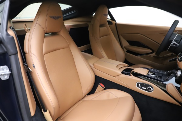 New 2020 Aston Martin Vantage Coupe for sale $174,731 at Alfa Romeo of Greenwich in Greenwich CT 06830 19