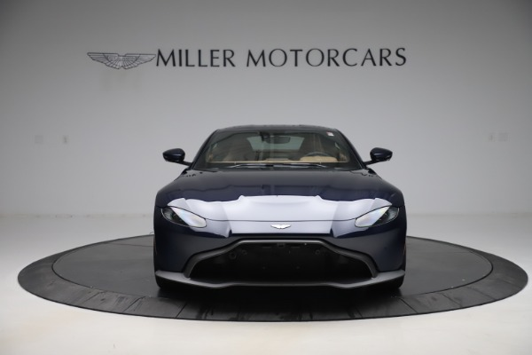 New 2020 Aston Martin Vantage Coupe for sale $174,731 at Alfa Romeo of Greenwich in Greenwich CT 06830 2