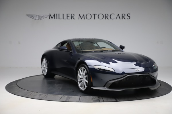 New 2020 Aston Martin Vantage Coupe for sale $174,731 at Alfa Romeo of Greenwich in Greenwich CT 06830 3