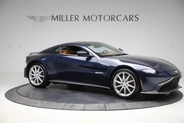 New 2020 Aston Martin Vantage Coupe for sale $174,731 at Alfa Romeo of Greenwich in Greenwich CT 06830 4