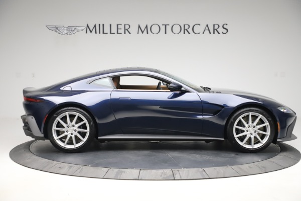 New 2020 Aston Martin Vantage Coupe for sale $174,731 at Alfa Romeo of Greenwich in Greenwich CT 06830 5