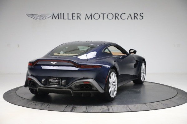 New 2020 Aston Martin Vantage Coupe for sale $174,731 at Alfa Romeo of Greenwich in Greenwich CT 06830 7