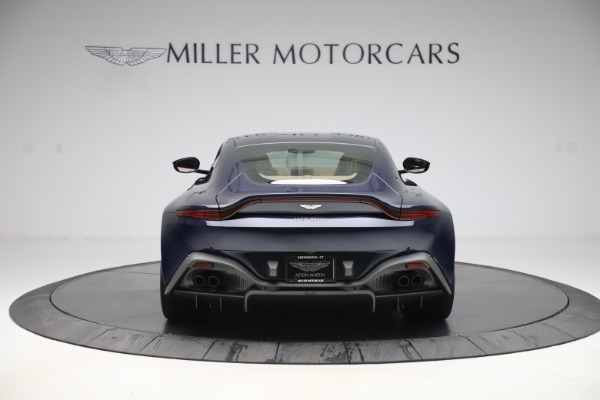 New 2020 Aston Martin Vantage Coupe for sale $174,731 at Alfa Romeo of Greenwich in Greenwich CT 06830 8