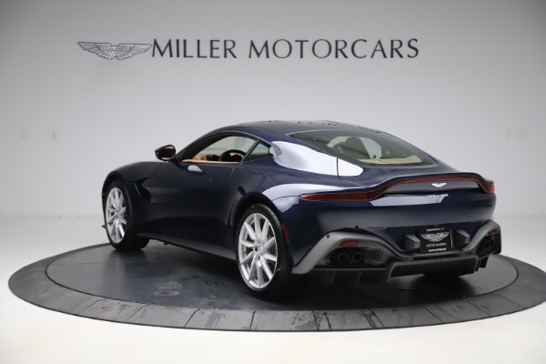 New 2020 Aston Martin Vantage Coupe for sale $174,731 at Alfa Romeo of Greenwich in Greenwich CT 06830 9