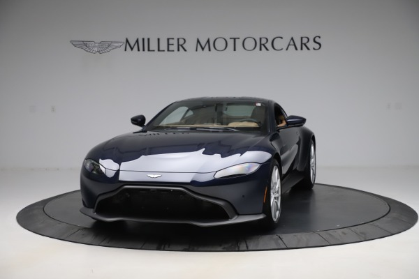 New 2020 Aston Martin Vantage Coupe for sale $174,731 at Alfa Romeo of Greenwich in Greenwich CT 06830 1