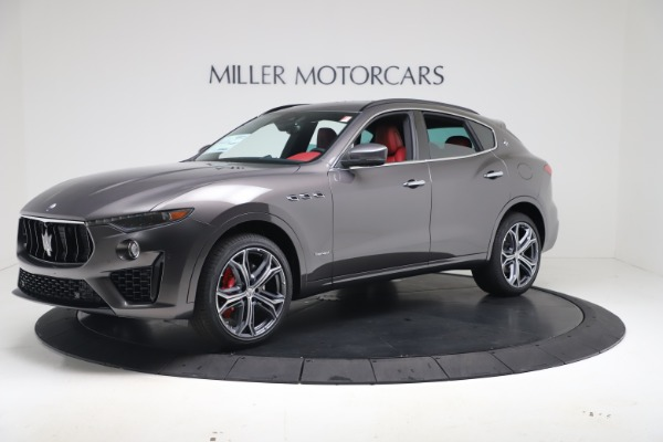 New 2020 Maserati Levante S Q4 GranSport for sale $101,535 at Alfa Romeo of Greenwich in Greenwich CT 06830 2