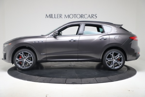 New 2020 Maserati Levante S Q4 GranSport for sale $101,535 at Alfa Romeo of Greenwich in Greenwich CT 06830 3