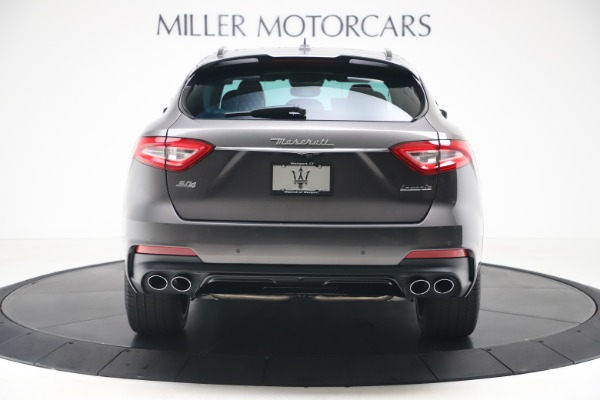 New 2020 Maserati Levante S Q4 GranSport for sale $101,535 at Alfa Romeo of Greenwich in Greenwich CT 06830 6