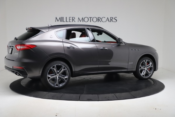 New 2020 Maserati Levante S Q4 GranSport for sale $101,535 at Alfa Romeo of Greenwich in Greenwich CT 06830 8