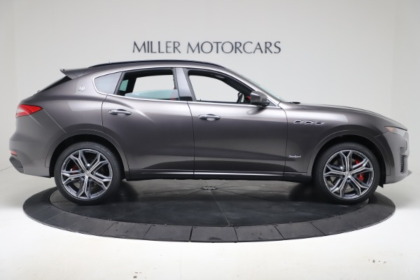 New 2020 Maserati Levante S Q4 GranSport for sale $101,535 at Alfa Romeo of Greenwich in Greenwich CT 06830 9