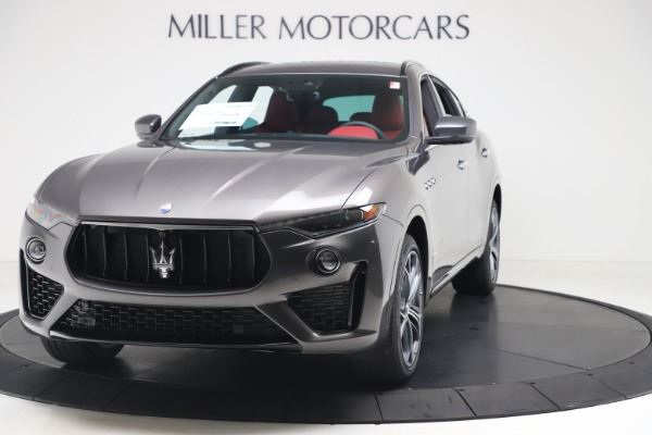 New 2020 Maserati Levante S Q4 GranSport for sale $101,535 at Alfa Romeo of Greenwich in Greenwich CT 06830 1