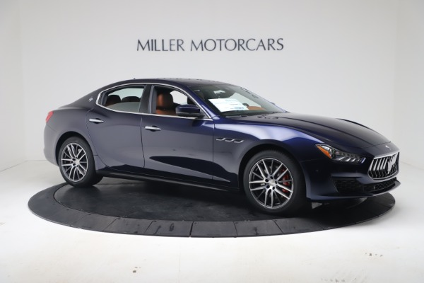 New 2020 Maserati Ghibli S Q4 for sale $85,535 at Alfa Romeo of Greenwich in Greenwich CT 06830 10
