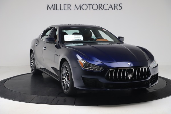 New 2020 Maserati Ghibli S Q4 for sale $85,535 at Alfa Romeo of Greenwich in Greenwich CT 06830 11