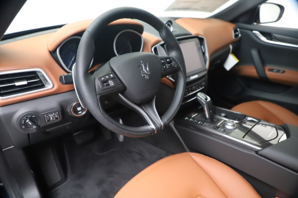New 2020 Maserati Ghibli S Q4 for sale $85,535 at Alfa Romeo of Greenwich in Greenwich CT 06830 13