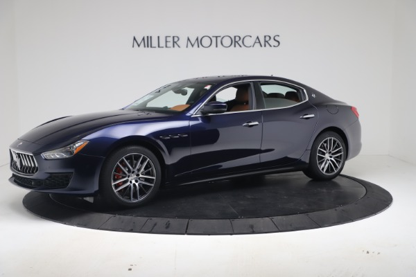 New 2020 Maserati Ghibli S Q4 for sale $85,535 at Alfa Romeo of Greenwich in Greenwich CT 06830 2