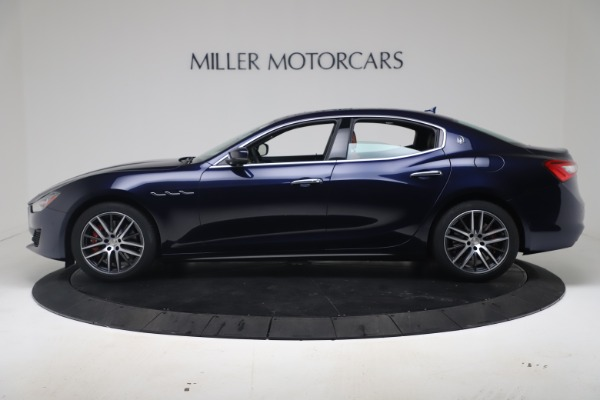 New 2020 Maserati Ghibli S Q4 for sale $85,535 at Alfa Romeo of Greenwich in Greenwich CT 06830 3