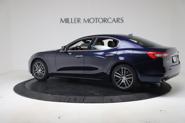 New 2020 Maserati Ghibli S Q4 for sale $85,535 at Alfa Romeo of Greenwich in Greenwich CT 06830 4