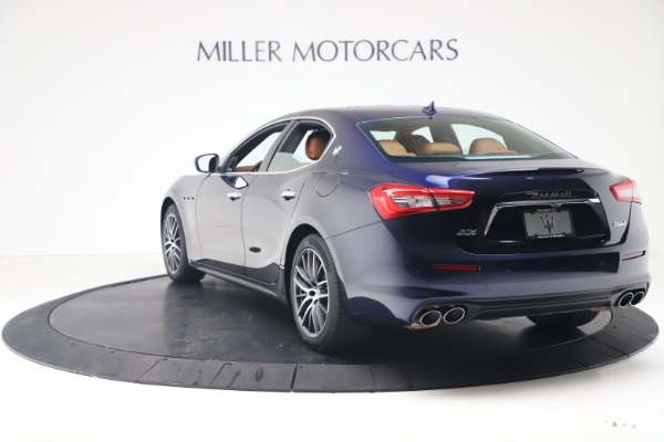 New 2020 Maserati Ghibli S Q4 for sale $85,535 at Alfa Romeo of Greenwich in Greenwich CT 06830 5
