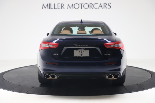 New 2020 Maserati Ghibli S Q4 for sale $85,535 at Alfa Romeo of Greenwich in Greenwich CT 06830 6