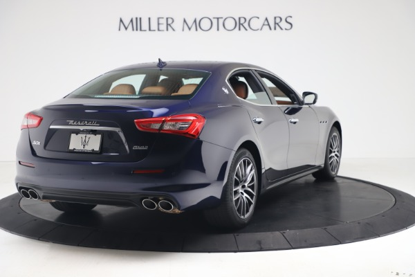 New 2020 Maserati Ghibli S Q4 for sale $85,535 at Alfa Romeo of Greenwich in Greenwich CT 06830 7