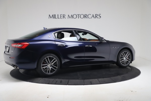 New 2020 Maserati Ghibli S Q4 for sale $85,535 at Alfa Romeo of Greenwich in Greenwich CT 06830 8