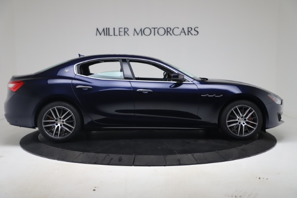 New 2020 Maserati Ghibli S Q4 for sale $85,535 at Alfa Romeo of Greenwich in Greenwich CT 06830 9