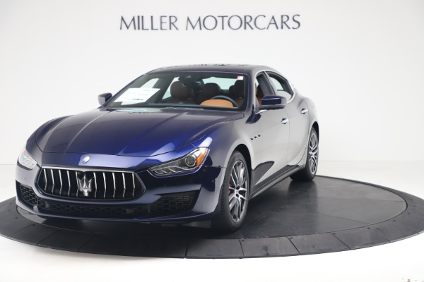 New 2020 Maserati Ghibli S Q4 for sale $85,535 at Alfa Romeo of Greenwich in Greenwich CT 06830 1