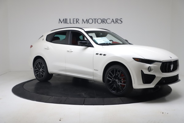 New 2020 Maserati Levante S Q4 GranSport for sale $104,485 at Alfa Romeo of Greenwich in Greenwich CT 06830 10