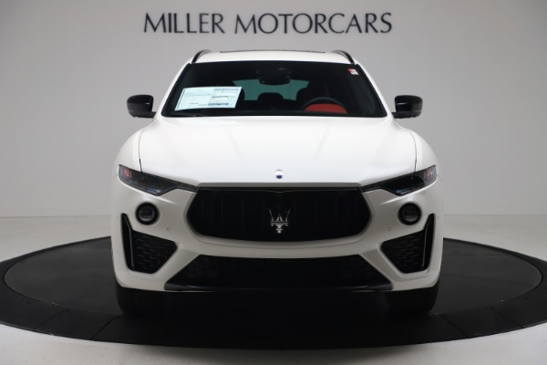 New 2020 Maserati Levante S Q4 GranSport for sale $104,485 at Alfa Romeo of Greenwich in Greenwich CT 06830 12