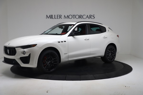 New 2020 Maserati Levante S Q4 GranSport for sale $104,485 at Alfa Romeo of Greenwich in Greenwich CT 06830 2