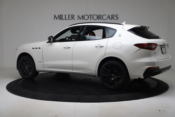 New 2020 Maserati Levante S Q4 GranSport for sale $104,485 at Alfa Romeo of Greenwich in Greenwich CT 06830 4